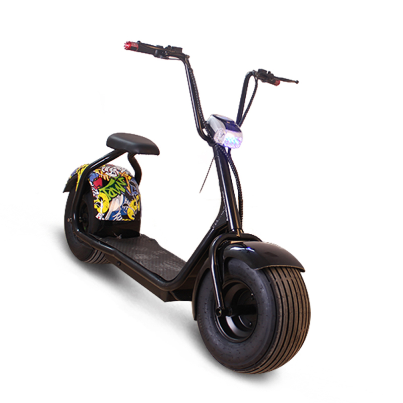 2020 powerful citycoco 2000w motorcycle sportbike electric scooter for adults