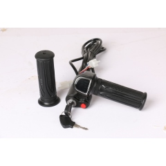 Turn handle shipped from China