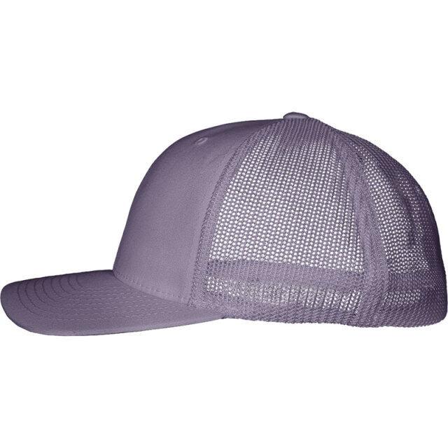 Cotton Mesh 6-Panel Trucker Cap