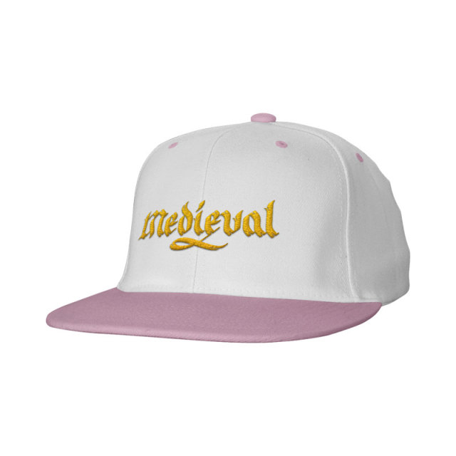 Colorful Cotton Twill Snapback Flat Bill hats-Embroidery