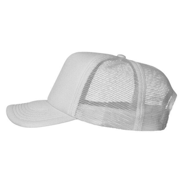 Foam Trucker Cap-Embroidery