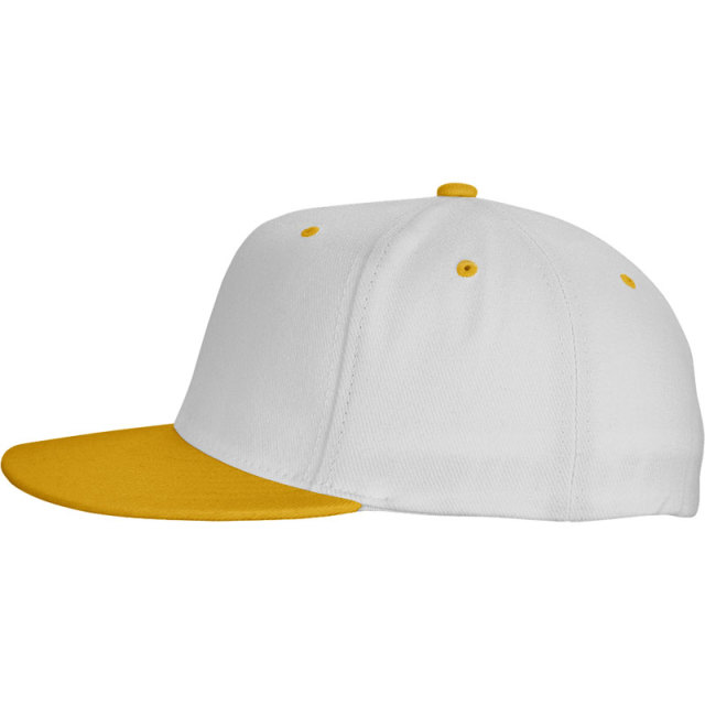 6-panel Colorful Cotton twill Custom Hat-Embroidery