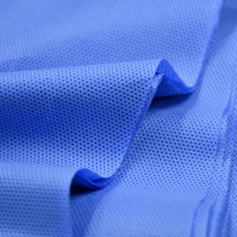 Chinese Supplier SMS 100% polypropylene melt blown fabric roll