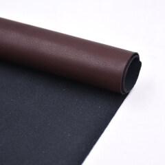 Высококачественная искусственная кожа, полиэстер, эко-кожа, мягкая красочная текстурированная искусственная кожа, устойчивая к царапинам кожа для обуви