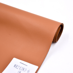 Environmental Protection Smooth Soft 100% WATER BORNE RESIN SURFACE pu synthetic leather eco friendly for shoes