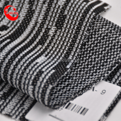 mesh Fabric Colorful Striped Elastic mesh Fabric For Sport Shoes