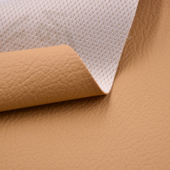 Cheap Odorless Finished Artificial PVC Leather Roll for Sofa