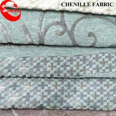 Wholesale Elegant Designed Sofa Fabric Price Per Meter Jacquard Chenille Upholstery Sofa Fabric Embosed