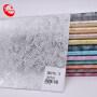 Pu Fabric Wenzhou Hot Blanching Technology Shiny Pu Leather Fabric