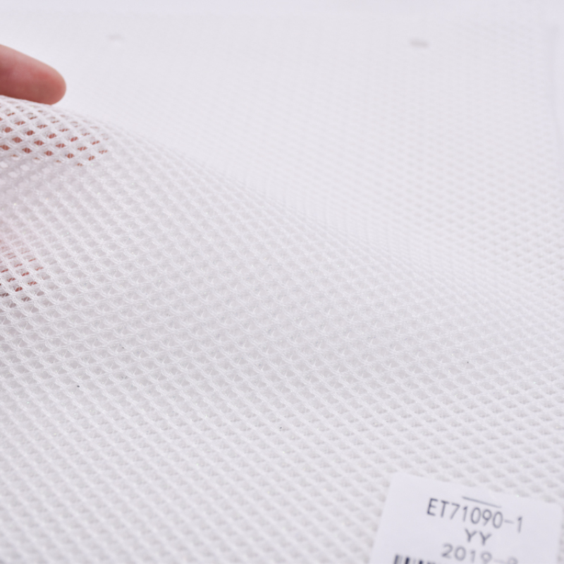 Classic Knitted 100% polyester 3d Mesh Fabric for Sport shoes