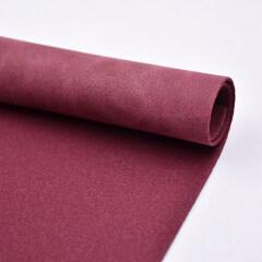 Розовая искусственная кожа Yangba из искусственной кожи без MOQ материала для обуви