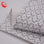 Technics Material Flower Lace Fabric 3D Chunky Glitter Leather For  bag