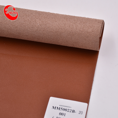 Wonderful Napa Soft microfiber Leather for shoes