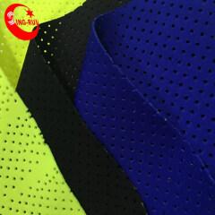 Материал сетки с отверстиями для спортивной обуви