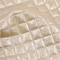 Имитация шва, ромб, металлический принт, тисненая голографическая пластиковая пленка, блестящая искусственная кожа из ПВХ, ткань для обуви, зимние сапоги