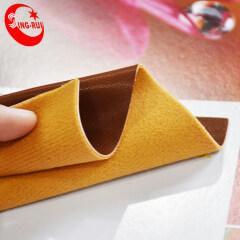 Отполированные промасленные ботинки ткани искусственной кожи ПУ и кожа ПУ сумок