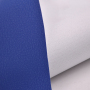 Finished Eco friendly Silicone Leather Rubber PU leather for sofa/seat