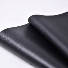 PVC Leather Synthetic Upholstery Fabric For Sofa With Leathaire Thick Backing