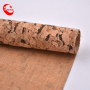 New Design Pu Portugal Vegan Leather Cork Leather Fabric Bag Wallet Recycle Sheet Leather Fabric For Handbag