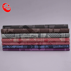 Synthetic Leather Fabric Embossing Pu Leather For Making Bags