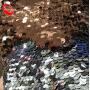 Wholesale Shiny Reversible Sequin Fabric