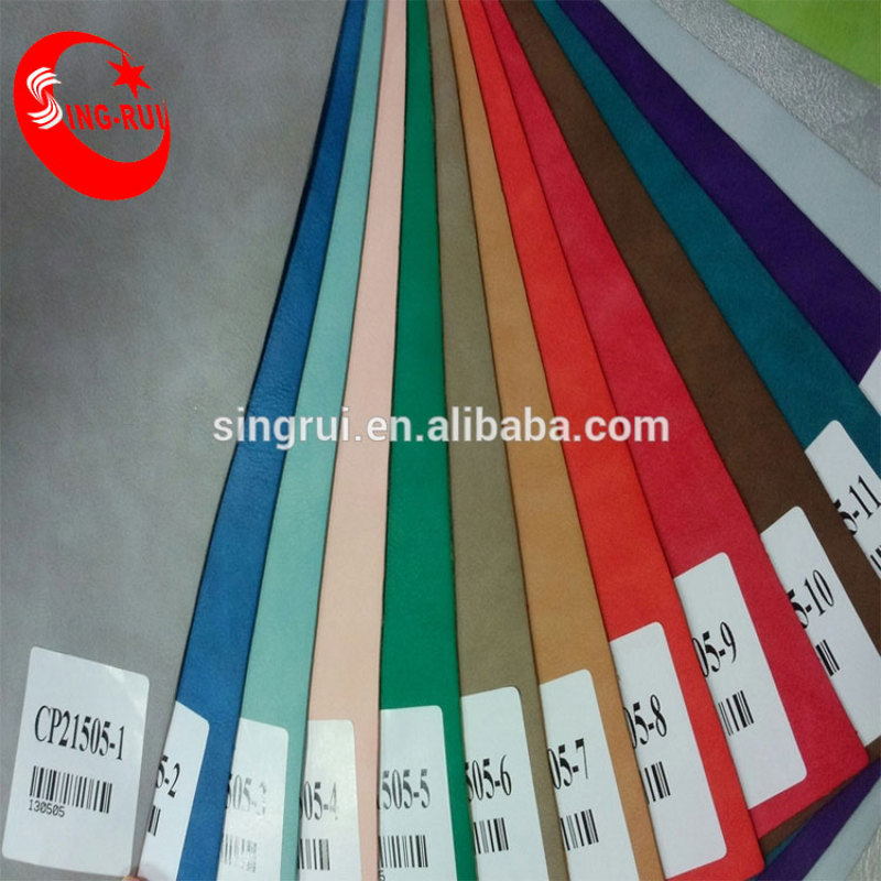 CP21505 high quality pu synthetic raw material for shoe making