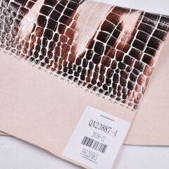 Новый дизайн, подходящий весенний водостойкий экологически чистый полиэстер, модный узор с животным принтом, материал для сумки