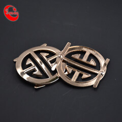 High Performance Ladies Shoes Buckles For Shoe Accessory Metal Buckle