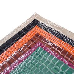 Имитация хлопка на основе ПВХ кожа лакированная масляная кожа