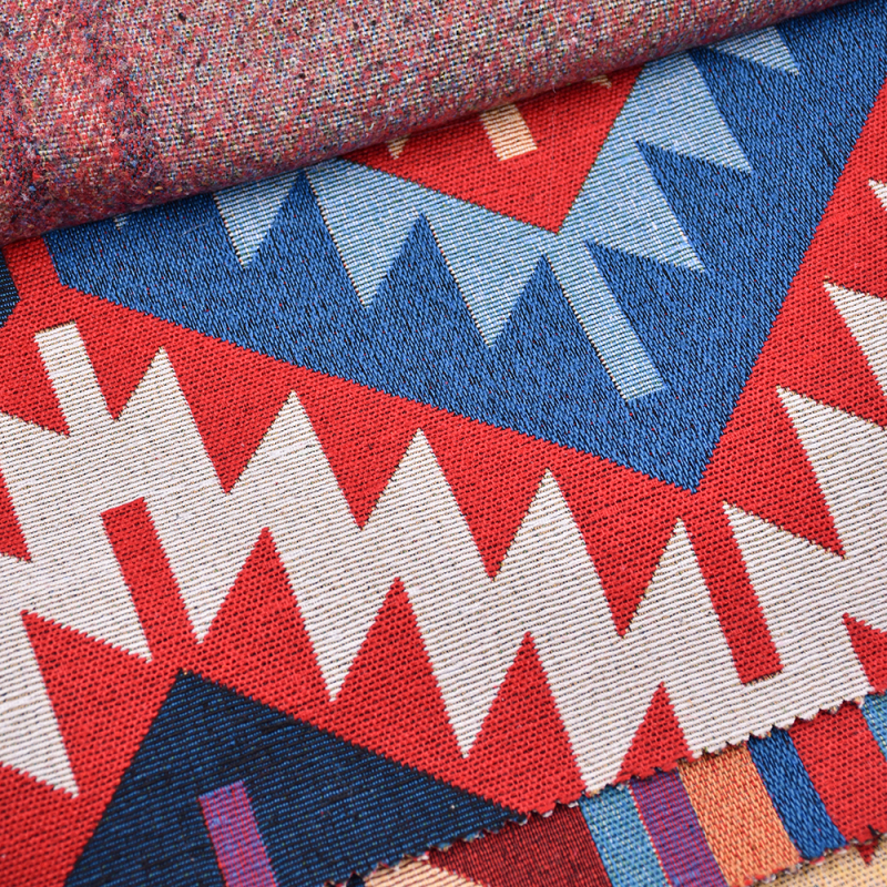 Supplier Wholesale Textile Fabric Various patterns Polyester Fabric upholstery sofa material fabric