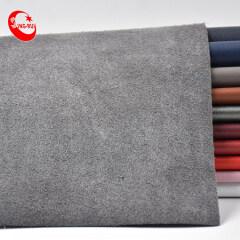 Кожаная ткань из микрофибры для обуви