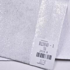 Дизайнерские печатные комплекты из двух рулонов в тонах Металлическая искусственная искусственная кожа из микрофибры из искусственной микрофибры для зимней женской обуви
