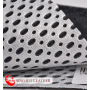 100% Polyester Metallic Color Air Mesh Fabric for Sport shoes