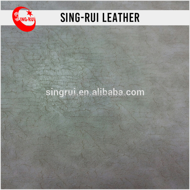 New Style Embossed Pu Leather For Shoe