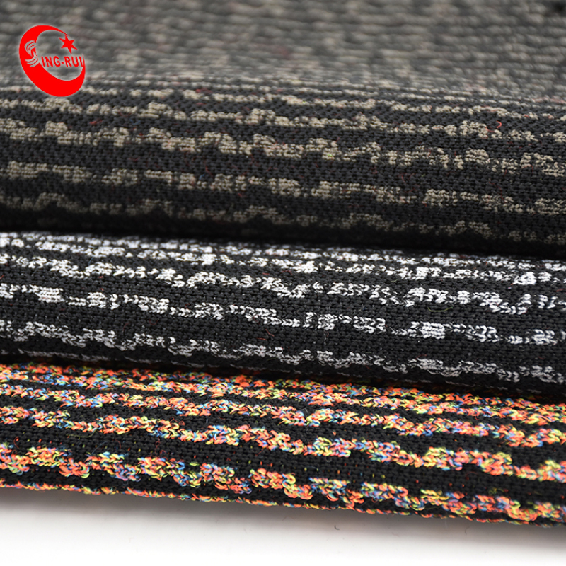 New Design Fabric for Sports Shoes Knitted Polyester Mesh Fabric