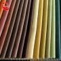 China Supplier 270GSM 100% Polyester Velvet Fabric Upholstery For Sofa