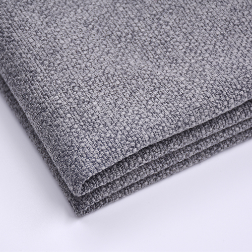 China Factory Stock Home Textile Fabric Stock Lot 100%  Polyester Chenille Furniture Fabrics Textiles For Sofa