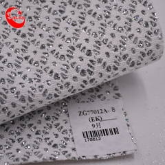 Техника Материал Цветочная кружевная ткань 3Д Коренастая блестящая кожа Для сумки