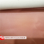 Smooth Satin Fabric PU Leather for lady shoe popular products
