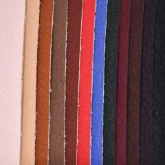 Популярная кожаная ткань Пу супер мягкая экологически чистая искусственная кожа красочная веганская кожаная материальная польза для обуви