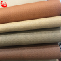 2.2MM Thickness PU Jeans Leather label with Nonwoven Backing