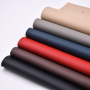 Environment Friendly Solvent Free De90 Grain Waterproof soft Pu Faux Leather For Sofa Chair Or Car Seat