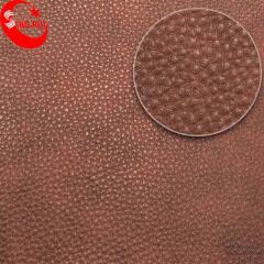 Вэньчжоу с тиснением в виде слоновьего зерна ПВХ материал из синтетической кожи