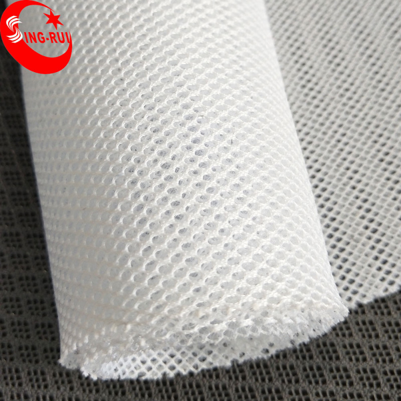 240GSM Sandwich Shoe Upper Material 100 Polyester Mesh Fabric