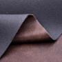 Cow Skin PU artificial leather capellada shoe material 1 meter MOQ