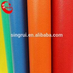 100% Lambskin PU Thick Synthetic Leather Shoe Dye