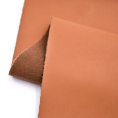 Защита окружающей среды Гладкая мягкая поверхность из 100% смолы на водной основе синтетическая кожа из искусственной кожи, экологически чистая для обуви