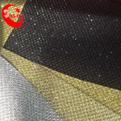 Fabric Glitter Leather Materials For Shoes Upper And Dance Cloth