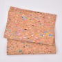 China Designer Cork Bags Sofa Shoes Eco Leather Hides Fabric Factory Washable Leather For Making Handbags