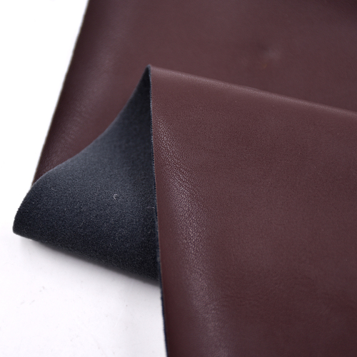 Top Quality Pu Fabric Polyester Eco Leather Soft Colorful Textured Faux Leather Scratch-Resistant Leather For Shoes